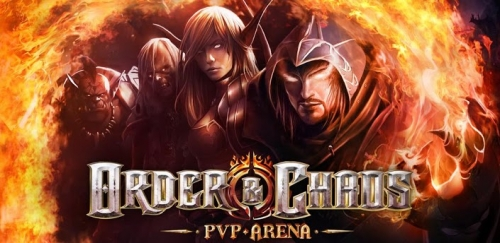 ����� ����� � ������� (Order & Chaos Online)