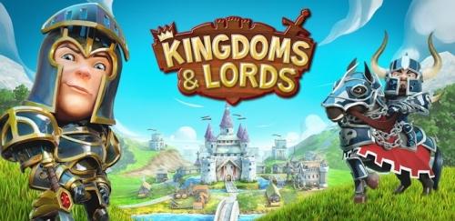 Взломанную игру на андроид kingdom lords