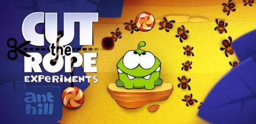 Cut the Rope: Experiments + HD [������� ������]