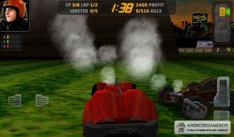 Андроид Carmageddon