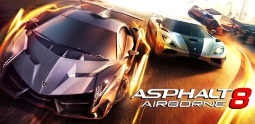 Asphalt 8: Airborne (�� ����) [+����� �����]