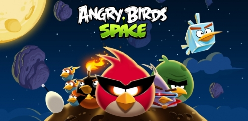 Angry Birds Space Premium + HD