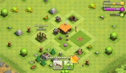 Игру clash of clan на андроид 2.3.6