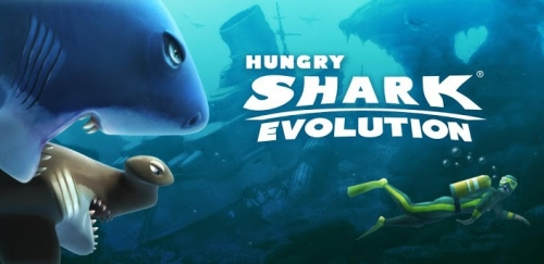 Hungry Shark Evolution [+����� ����� � ����������]