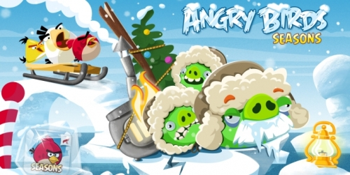Angry Birds Seasons - Arctic Eggspedition [+��������� �������]