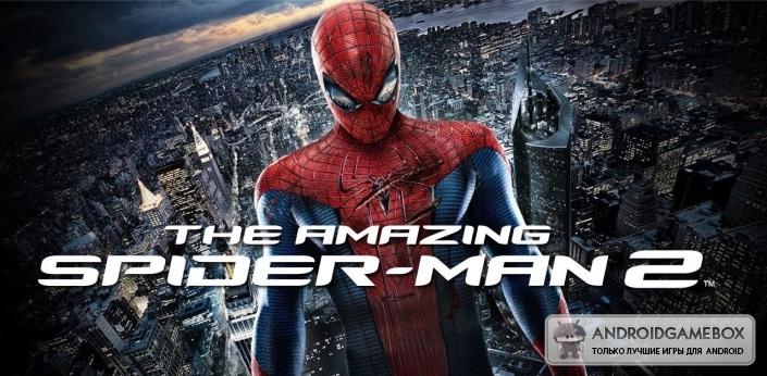 Новый человек-паук 2 скачать на андроид.
