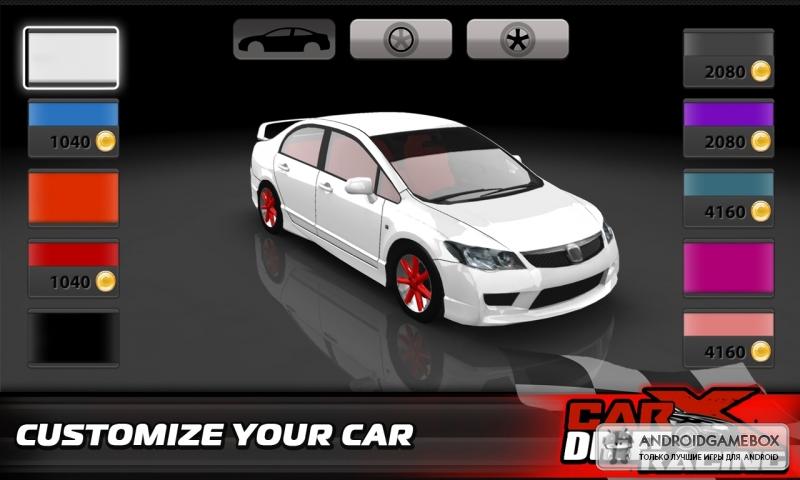 скачать игру Carx Drift Racing на андроид с бесконечными деньгами без кеша - фото 3