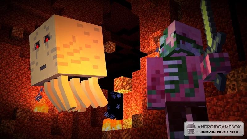 Minecraft story mode на русском через яндекс диск