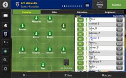 Игру real football manager на андроид